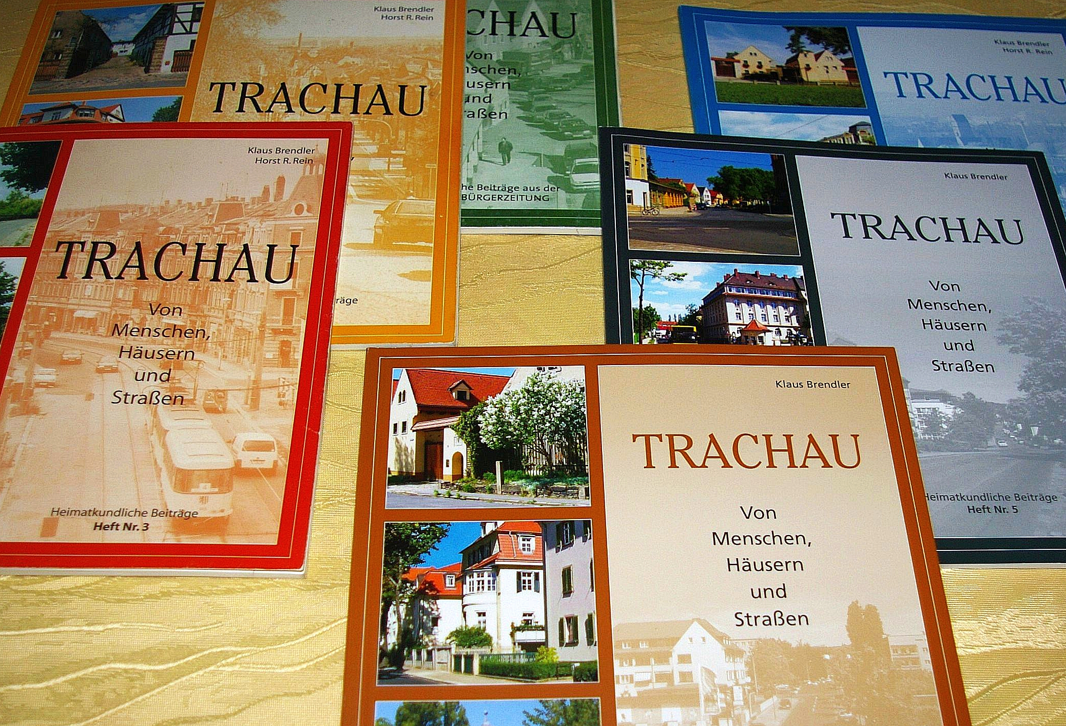 Trachau - Von Menschen, Häusern und Straßen (2)
