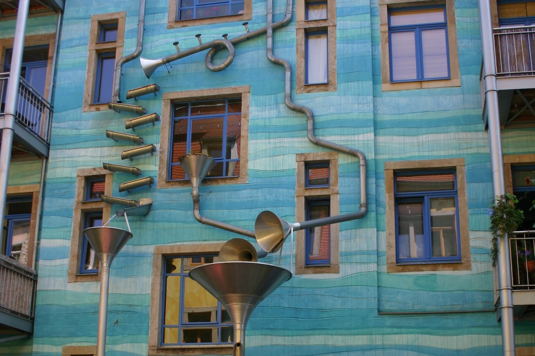 Dresdens heimliche Mitte