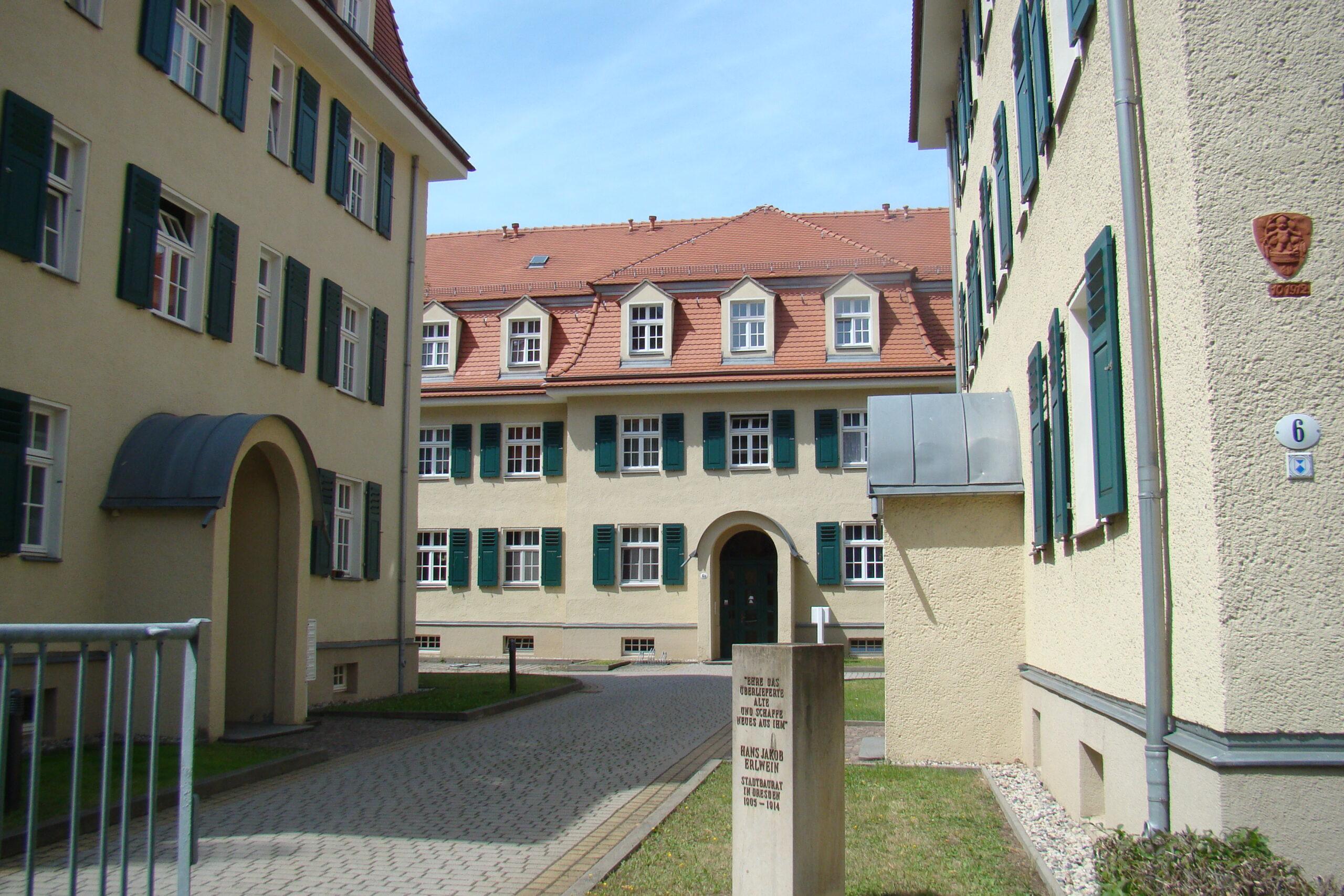"""""""Kuhlöbte"""" mitten in Dresden"""