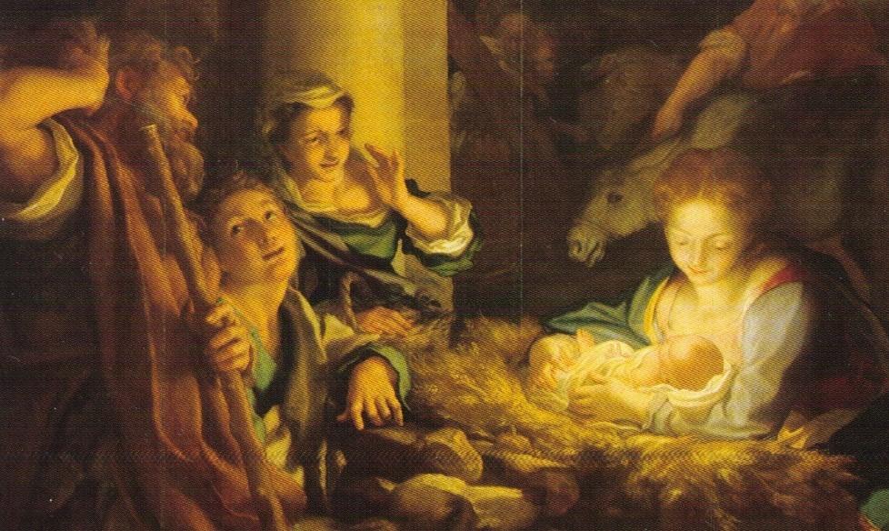 """Weihnachten bei den """"Alten Meistern"""""""