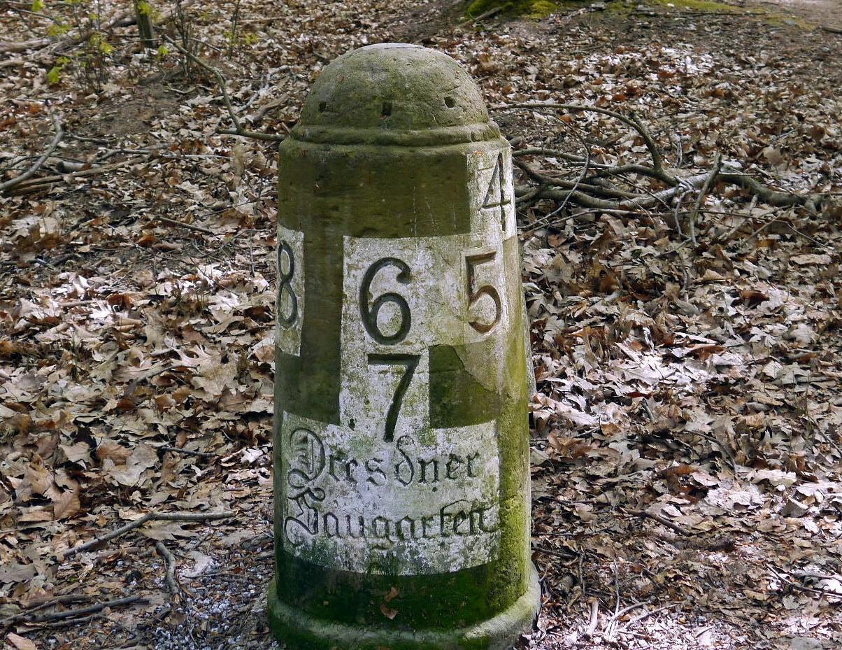 Historische Touren in der Dresdner Heide (3)