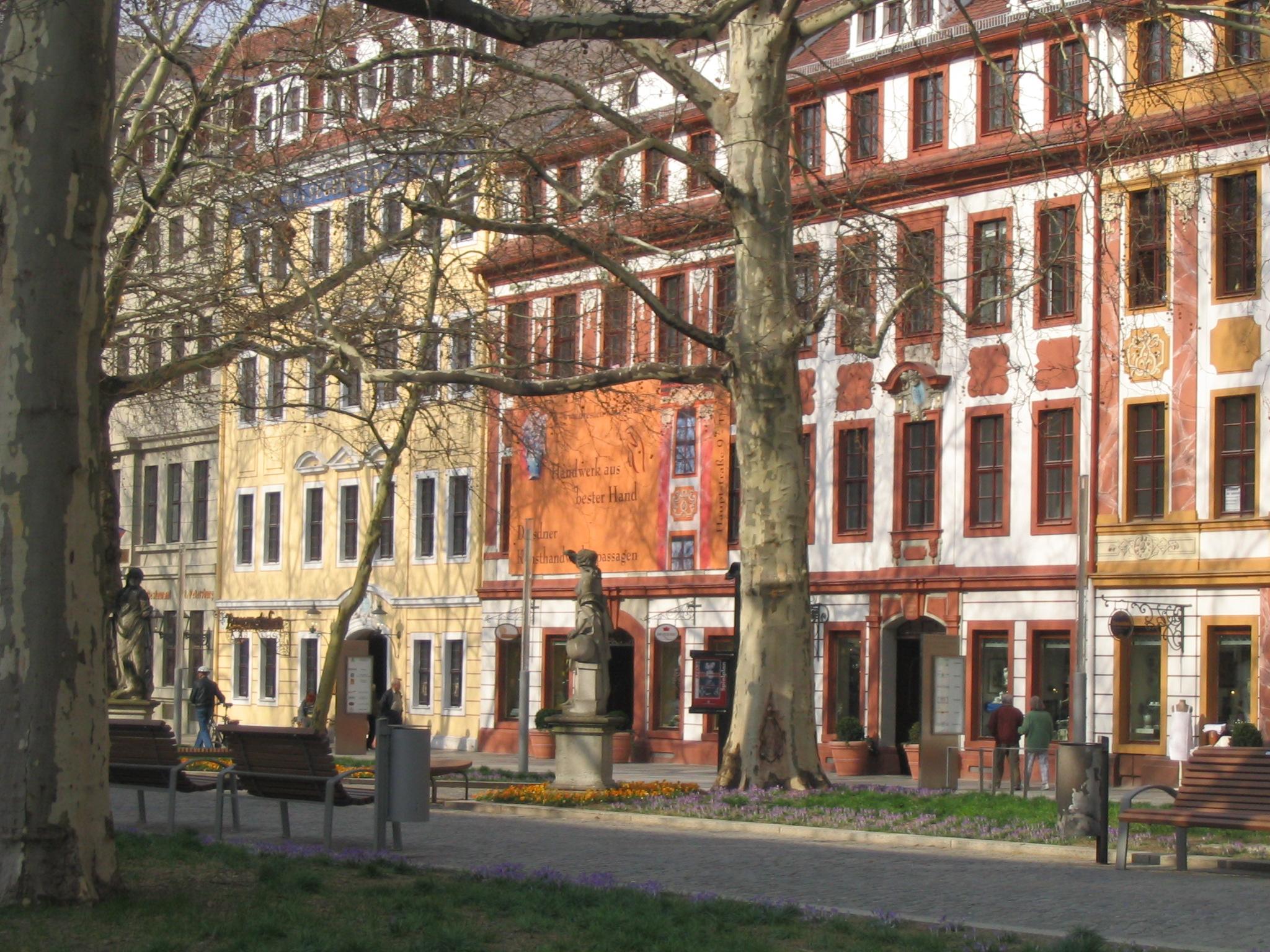 Die Innere Neustadt
